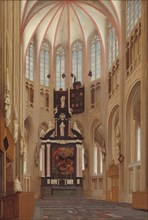 Cathedral of Saint John at 's-Hertogenbosch, 1646.