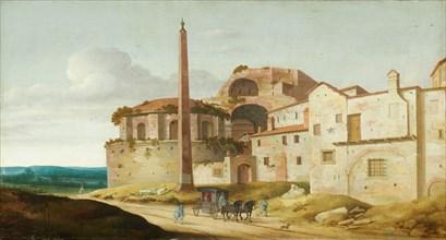 Church of Santa Maria della Febbre, Rome, 1629.