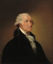 George Washington, c. 1796.