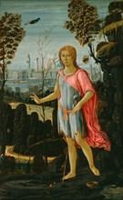 Saint John the Baptist, c. 1480.