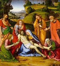 Lamentation, c. 1505-1507.