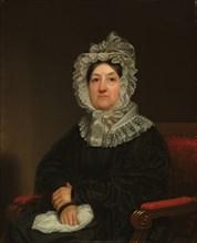 Frances Ludlum Morris (Mrs. Robert Morris) (?), 1838.