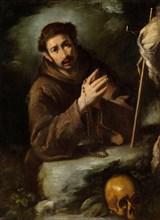 Saint Francis in Prayer, c. 1620/1630.