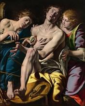 Saint Sebastian, c. 1620/1630.