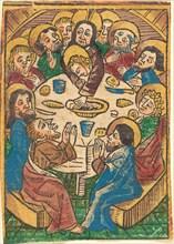Last Supper, c. 1490.