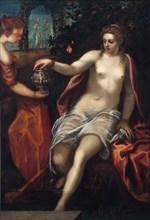 Susanna, c. 1580s.