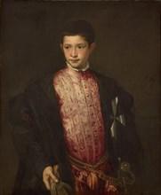 Ranuccio Farnese, 1541-1542.