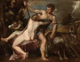 Venus and Adonis, c. 1540s/c. 1560-1565.