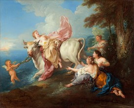 The Abduction of Europa, 1716.