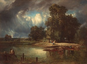 The Approaching Storm, 1849.