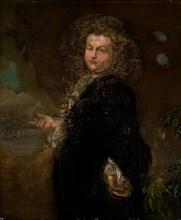 Portrait of a Man, first quarter 18th century.