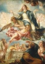 The Assumption of the Virgin, c. 1658/1660.
