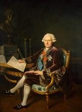 The Marquis d'Ossun, c. 1780.