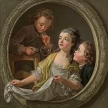 Soap Bubbles, 1764.