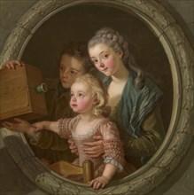 The Camera Obscura, 1764.