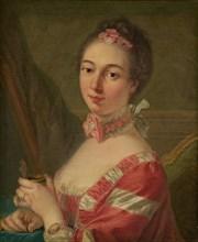 Portrait of a Lady, 18th century.