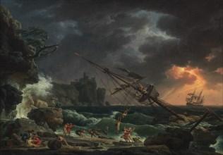 The Shipwreck, 1772.