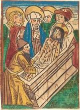 The Entombment, c. 1490.