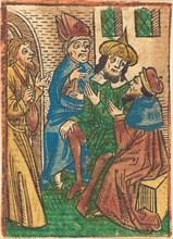 Treason of Judas, c. 1490.