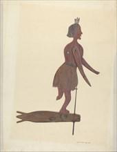 Weather Vane, c. 1940.