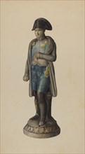Figure of Napolean, c. 1938.