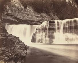 Trenton Falls, New York, c. 1870.