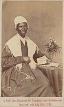 Sojourner Truth, 1864.