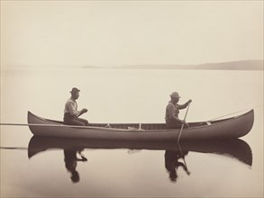 Worth Going For, Maine, 1880s.
