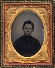 George E. Lane, Jr., c. 1858.