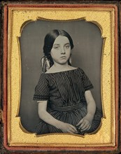 Portrait of a Girl, c. 1850.
