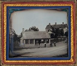 Hingham, Massachusetts, c. 1848.