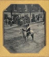 Parade Marshal, Dayton, Ohio, 1846.
