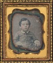 George E. Lane, Jr., c. 1851.