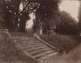 Parc de Sceaux, 1925.