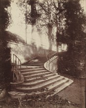 The Steps at Saint-Cloud, 1906.