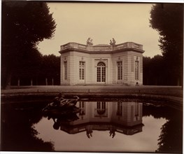 Trianon, Pavillon Français, 1923-1924.