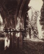 Dammarie-les-Lys, ruines, 1910.