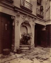 Ancien Hôtel des Parlementaires, 3 Rue des Lions, c. 1910.