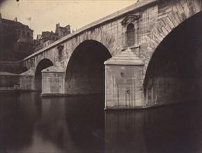 Pont Marie, 1912.