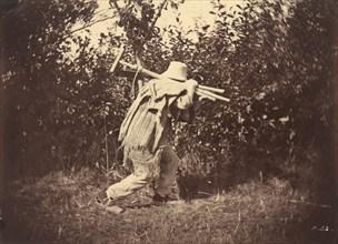 Peasant, c. 1870.