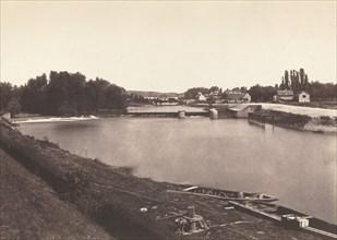 L' Isle Adam, 1855.