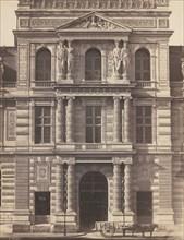 Bibliothèque Imperiale du Louvre, 1856-1857.