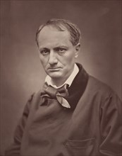 Charles Baudelaire, 1861, printed 1877.