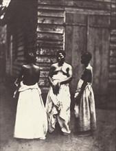 Les Femmes Malgaches (Plate 28), 1863.