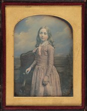 Portrait of a Girl, late 1840s.