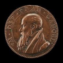 Michel de l'Hôpital, 1505/1506-1573, Chancellor of France 1560-1568 [obverse], 16th century.