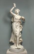 Bacchante, 19th century.