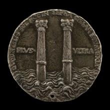 Pillars of Hercules [reverse], 16th century.