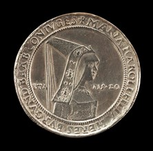 Maria of Burgundy, 1547-1482, First Wife of Maximilian I 1477 [reverse], 1500 or after.