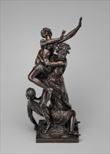 Pluto and Persephone (Allegory of Fire), original marble 1677/1699, bronze cast c. 1693-1716.